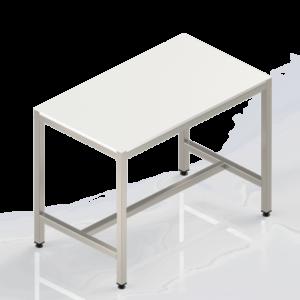 Table de découpe inox