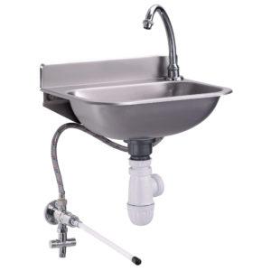 Lave mains inox éco