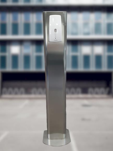 REAL DISTRIB' distributeur de gel hydroalcoolique automatique