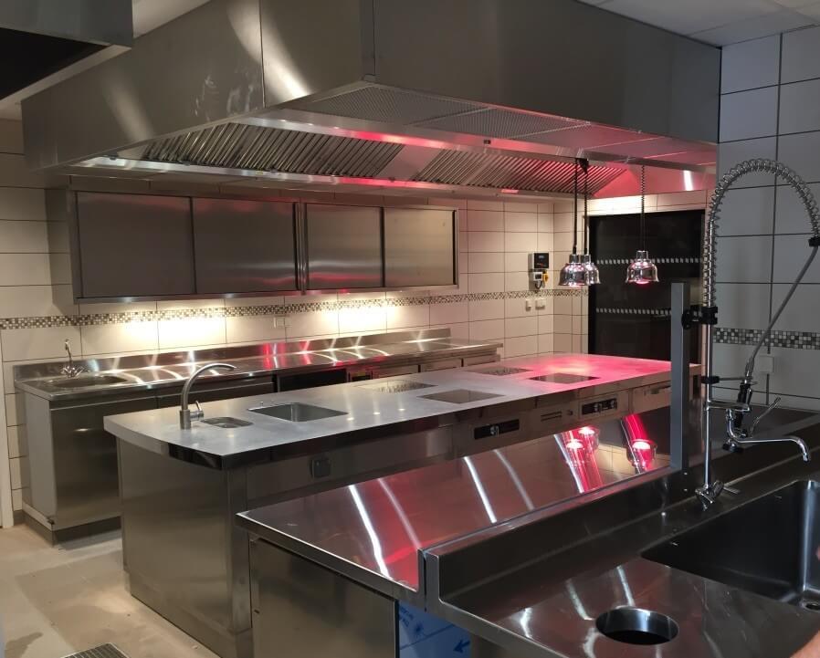 fabricant de meubles de cuisine professionnelle
